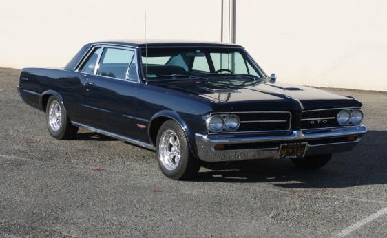 1964 GTO Coupe