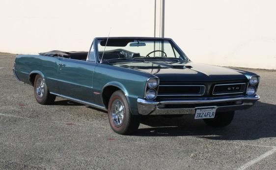 1965 GTO Convertible