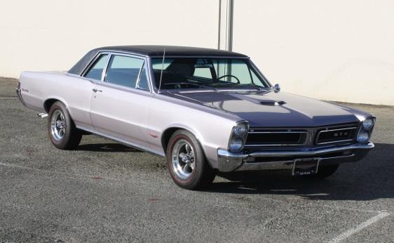 1965 GTO Coupe