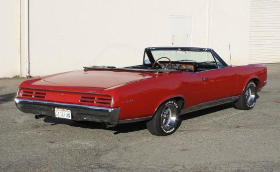 1967 GTO Convertible