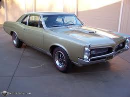 1967 GTO Coupe