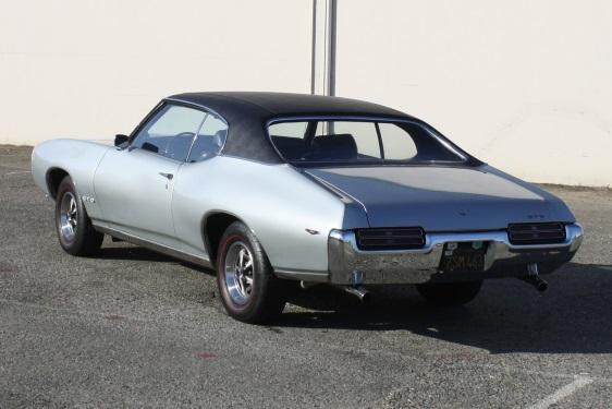 1969 GTO Hardtop