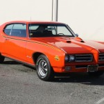 1969 GTO Judge Hardtop