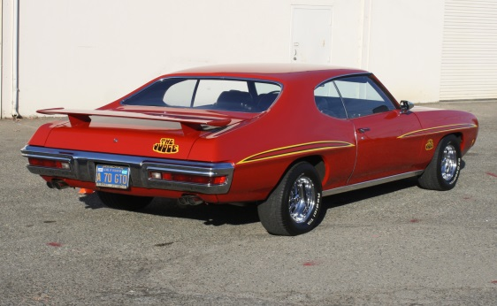 1970 GTO Judge Hardtop