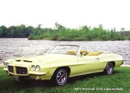 1971 GTO Convertible