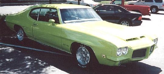 1971 GTO Hardtop