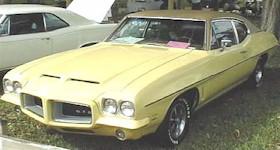 1972 GTO Post Coupe