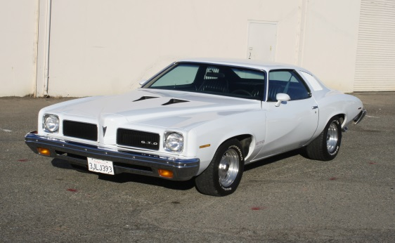 1973 GTO Sport Coupe