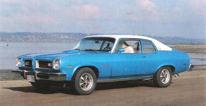 1974 GTO Coupe