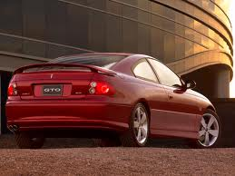 2004 GTO - Rear (Photo courtesy seriouswheels.com)