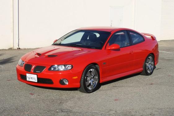 2005 GTO