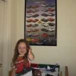 A young GTO fan with his GTO Poster