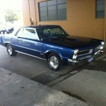 1965 GTO With Fresh Paint