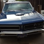 Darrel's Freshly Painted 1965 GTO