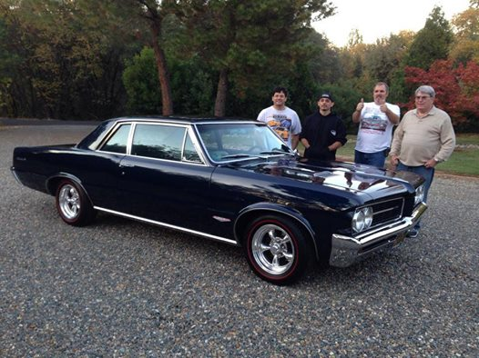 The Results of the Detailing of John's 1964 GTO - Beautiful!