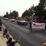 The Northern California GTO Club connected with Jimboy's Tacos once again - This time for the Folsom Veteran's Day Parade on November 11th, 2014.