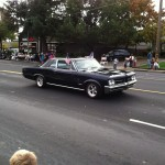 Northern California GTO Club member John and his 1964 GTO in the Folsom Veteran's Day Parade on November 11th, 2014.
