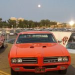 Nor Cal GTO Club Car Show at Raley Field on July 8th, 2017